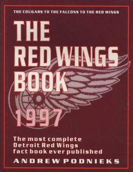 Red Wings Book