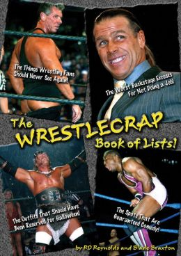 Wrestlecrap Book of Lists!