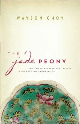 wayson choy the jade peony essay Free essay: poh poh begins to gather objects to make her wind chimes she uses the jade peony as the center piece poh poh is preparing for her death, again.