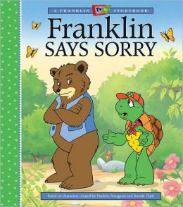 Franklin Says Sorry (Franklin TV Storybook)