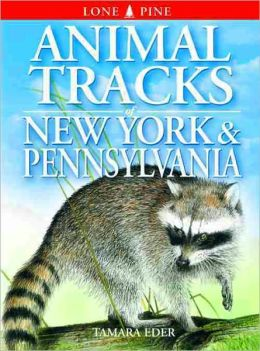 Animal Tracks of New York and Pennsylvania