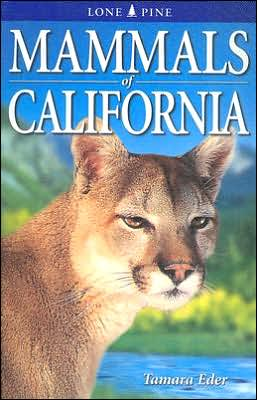 Mammals of California