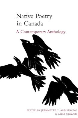 Anthology of Native Poetry in Canada