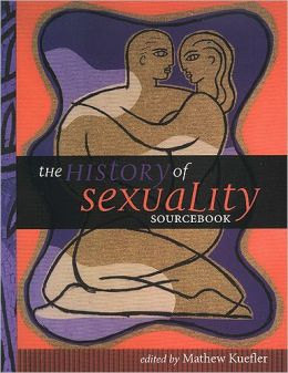 History Sexuality Sourcebook