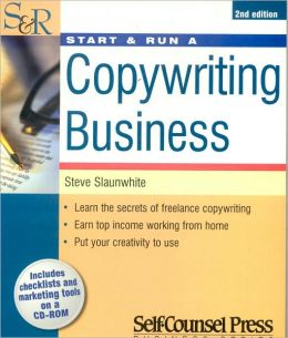 Start and Run a Copywriting Business