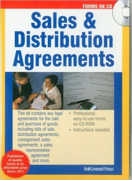 Sales & Distribution Agreements