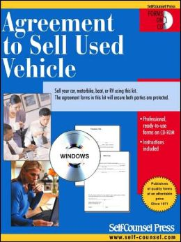 Agreement to Sell Used Vehicle