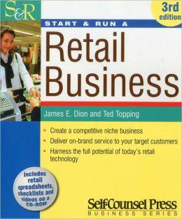 Start & Run a Retail Business