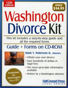 Washington Divorce Kit