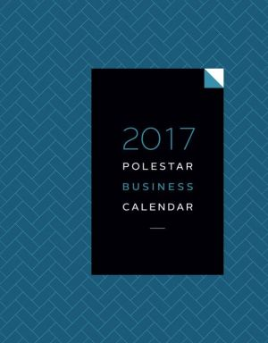 2017 Polestar Business Calendar: Creative Time-Management