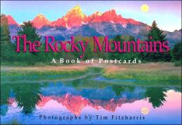 Rocky Mountains: A Book Of Postcards