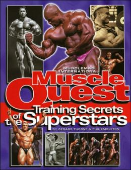 Muscle Quest: Training Secrets of the Super Stars