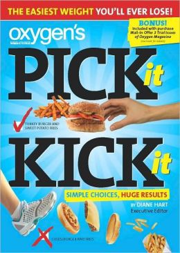 Oxygen's Pick it Kick It: The Easiest Weight You'll Ever Lose!