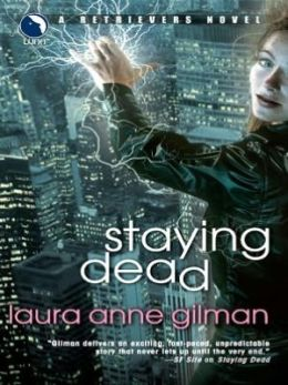 Staying Dead (Retrievers Series #1)