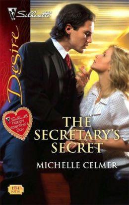 Secretary's Secret (Silhouette Desire #1774)