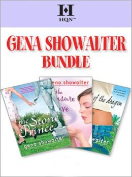 Gena Showalter Bundle: The Stone Prince, The Pleasure Slave and Heart of the Dragon