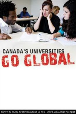 Canada's Universities Go Global
