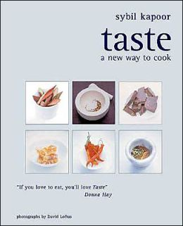 Taste: A New Way to Cook
