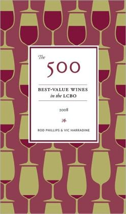 500 Best-Value Wines in the LCBO: 2008
