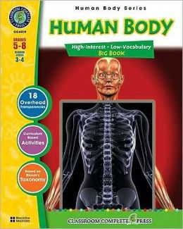 Human Body Big Book