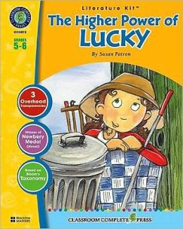 A Literature Kit for the Higher Power of Lucky, Grades 5-6