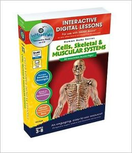 Cells, Skeletal & Muscular Systems, Grades 3-8: Interactive Digital Lessons [With User Guide]