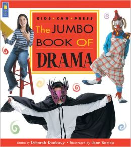 The Jumbo Book of Drama