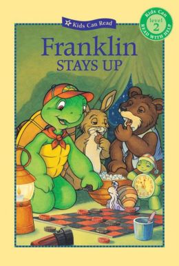 Franklin Stays Up (Kids Can Read)