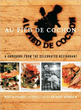 Restaurant Au Pied de Cochon: The Album