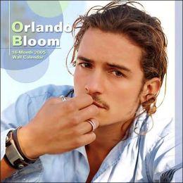 2005 Orlando Bloom Wall Calendar