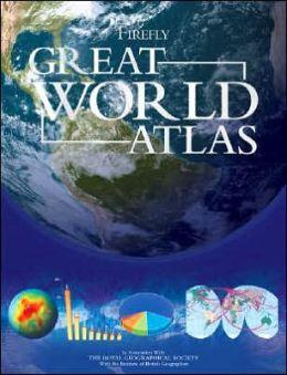 Firefly Great World Atlas