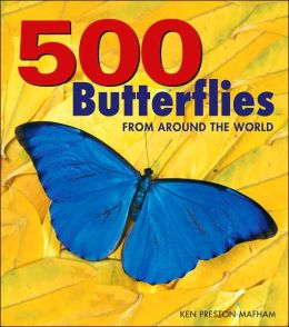 500 Butteflies from Around the World