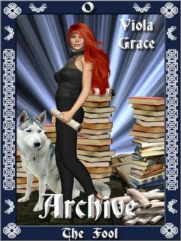 Archive [Halfblood Series Book 4]