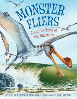 Monster Fliers: From the Time of the Dinosaurs