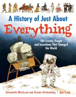 History of Just About Everything, A: 180 Events, People and Inventions That Changed the World