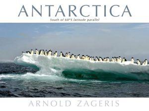 Antarctica: South Of 60?S Latitude Parallel