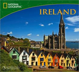 2011 National Geographic Ireland Wall Calendar
