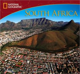 2011 National Geographic South Africa Wall Calendar