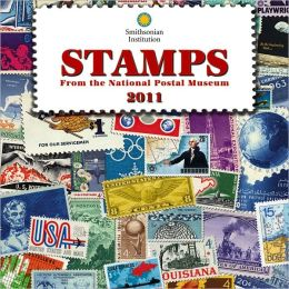 2011 Stamps - Smithsonian Institution Wall Calendar