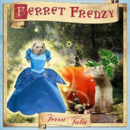 2011 Ferret Frenzy - Ferret Tales Wall Calendar