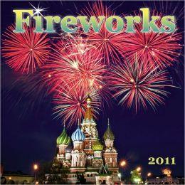2011 Fireworks Wall Calendar