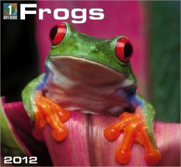 2012 Frogs Wall Calendar