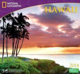 2014 NGS Hawaii Wall Calendar