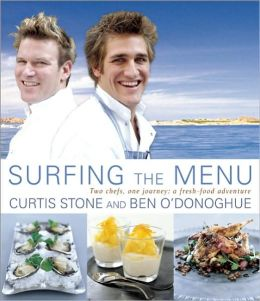 Surfing the Menu: Two Chefs, One Journey: A Fresh Food Adventure