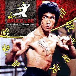 2012 Bruce Lee Wall Calendar