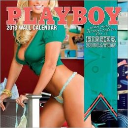 Playboy: Even More Justification for a Higher Education Calendar
