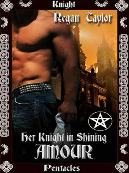 Her Knight in Shining Amour [Tarot: Knight of Pentacles]