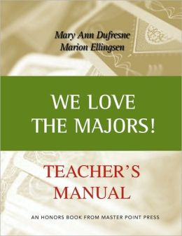 We Love The Majors Teacher's Manual