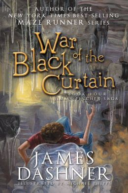 War of the Black Curtain (Jimmy Fincher Series #4)