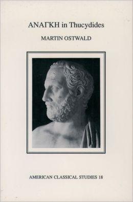 Anangki'A in Thucydides